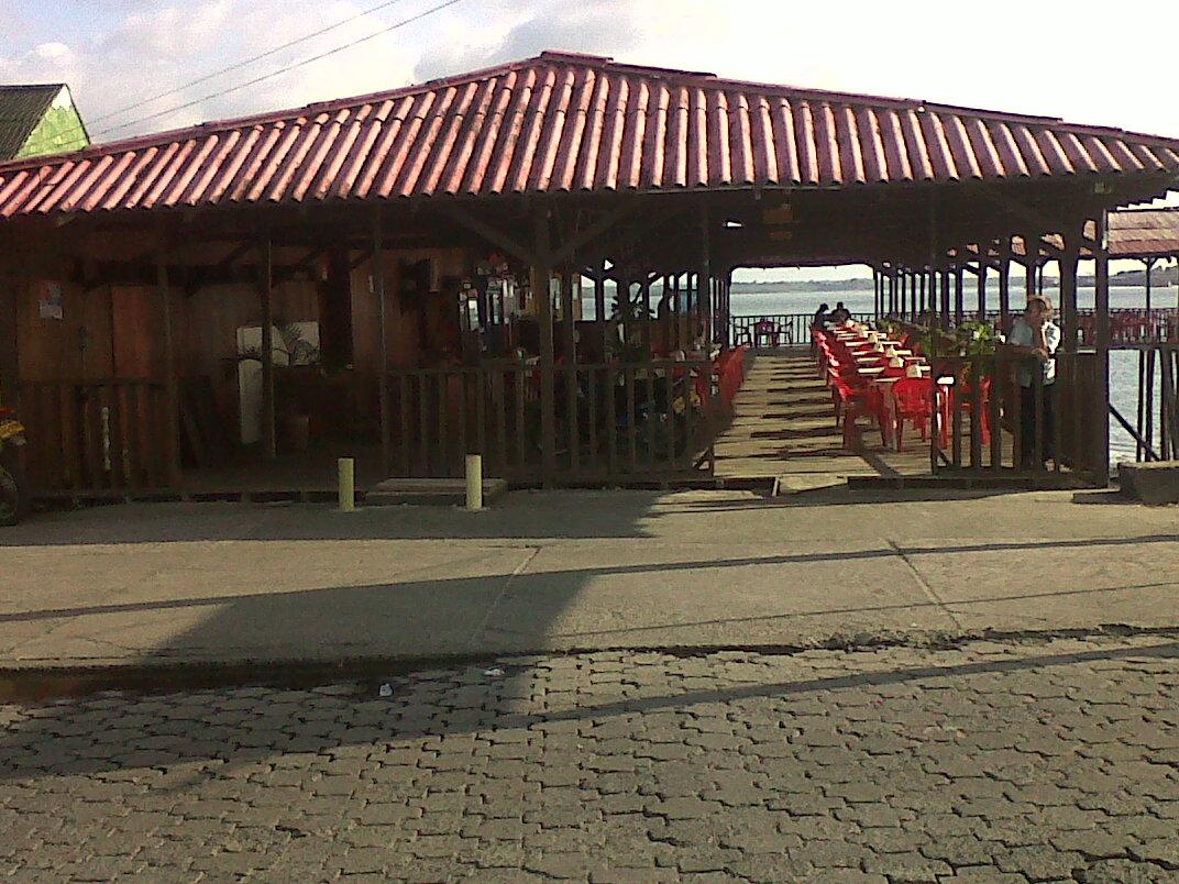 Restaurantes Y O Cafeter As Cevicheria El Puente # Muebles Para Cevicheria