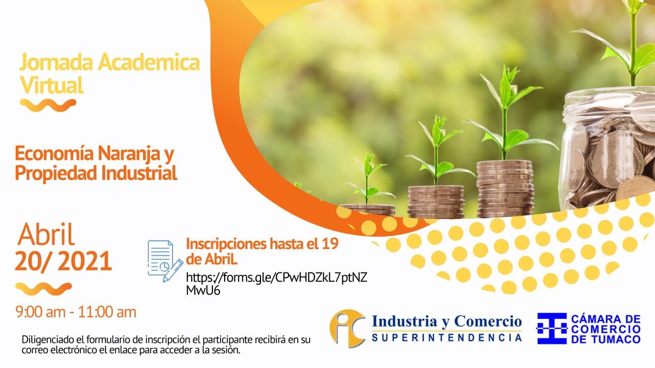 Capacitación Economía Naranja y Propiedad Industrial