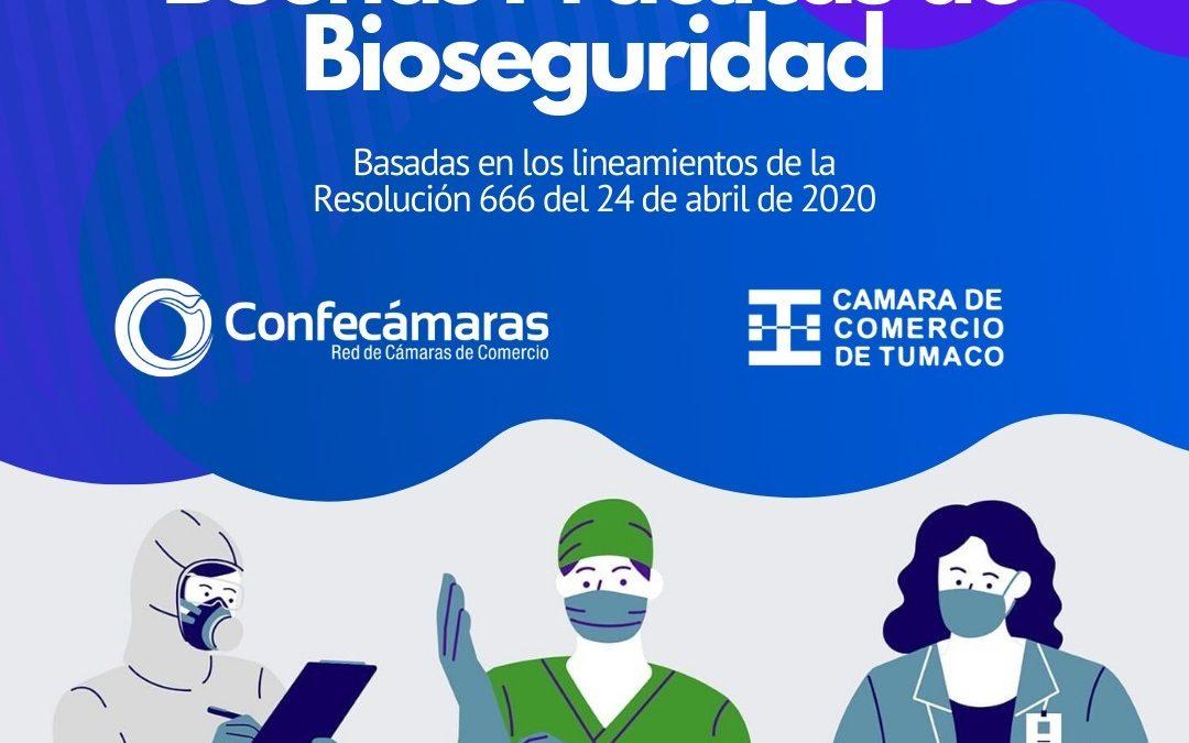 Guías buenas prácticas de Bioseguridad