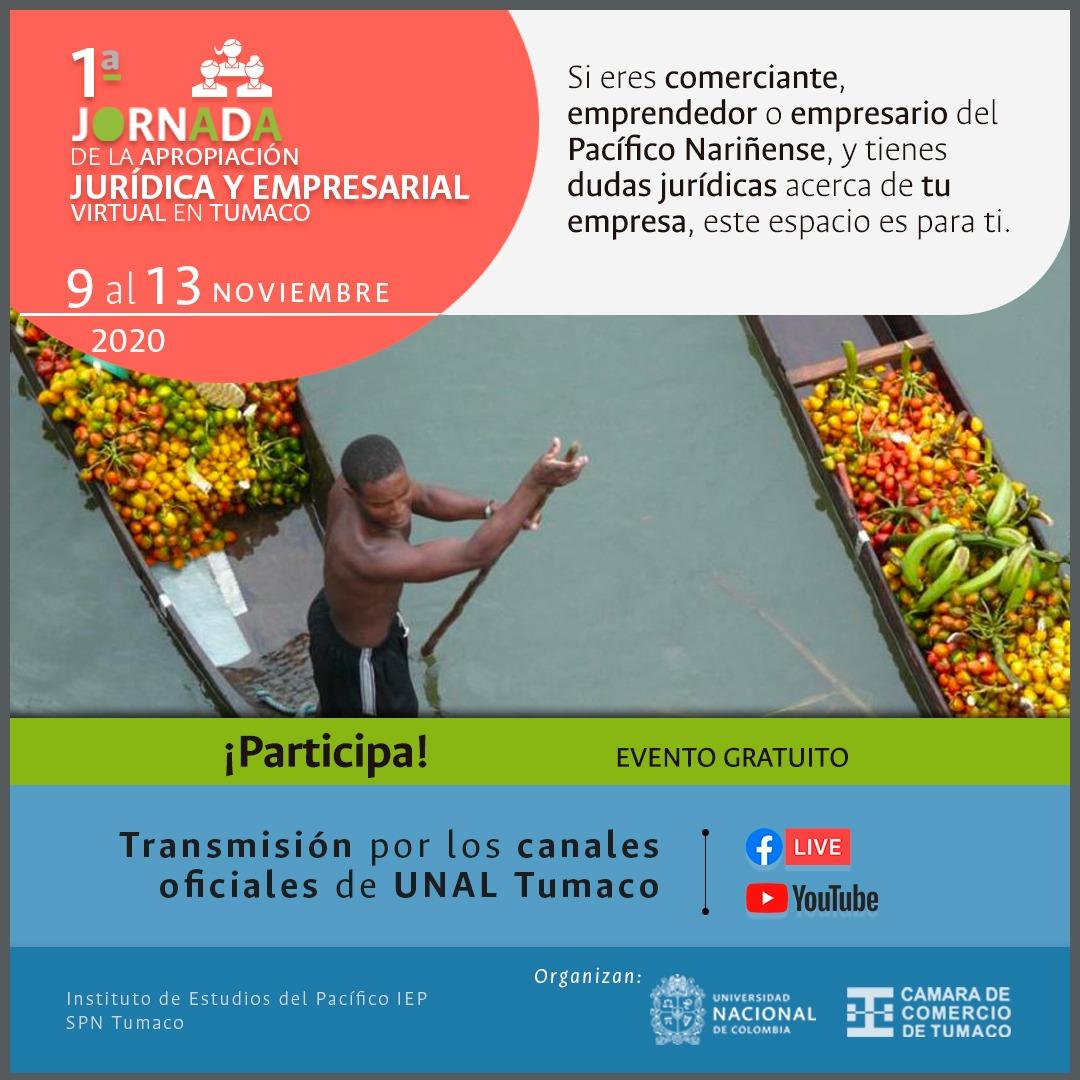 1ra JORNADA JURÍDICA EMRESARIAL